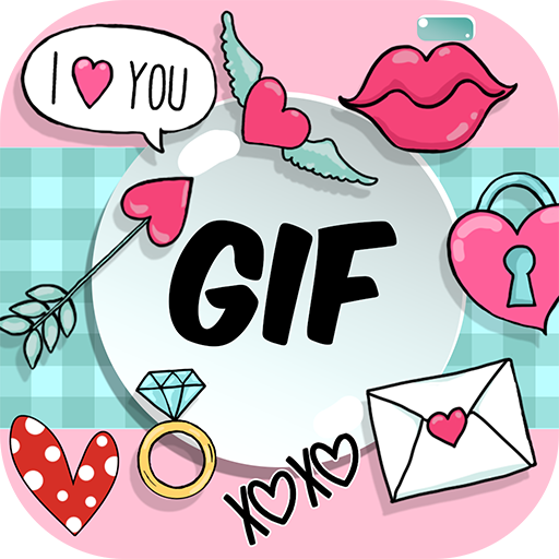 Photo Love Story Maker Icon
