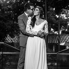 Wedding photographer Efrain alberto Candanoza galeano (efrainalbertoc). Photo of 01.11.2017