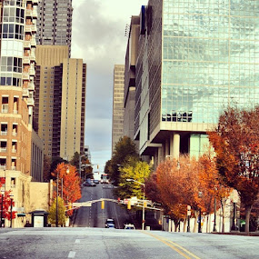 The latest picture taken today by Wesly Sinulingga - City,  Street & Park  Street Scenes ( downtown, atlanta, georgia, city )