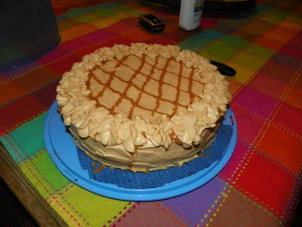 Dluce De Leche Cheesecake ( Caramel )