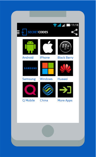 secret codes for mobiles screenshot 2