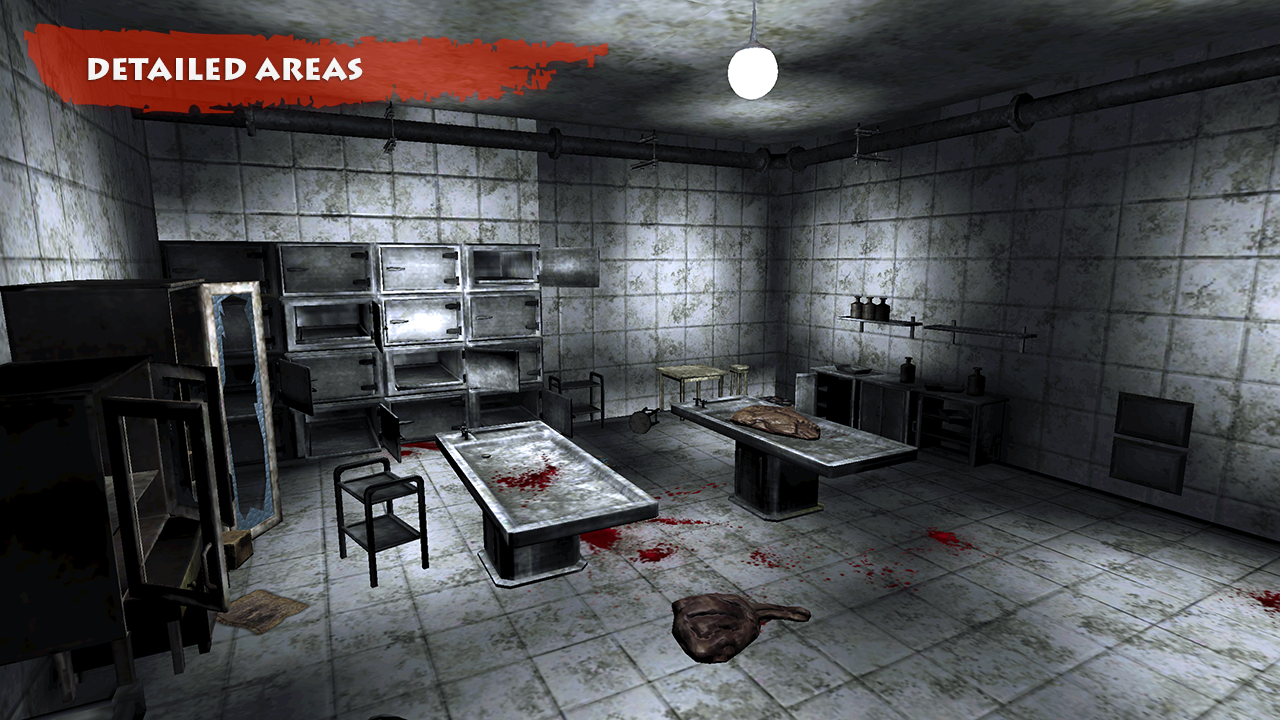 Horror Hospital 2- screenshot