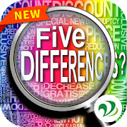 Five Differences ∞ NEW