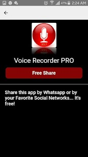 Voice Recorder PRO and Sound Recorder - náhled