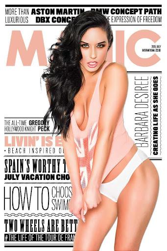 Free Male Magazine MANIC 17