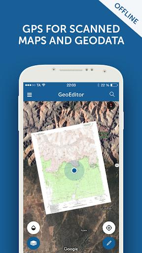 GeoEditor for MapTiler Pro v 1.3.0  Hack Mod APK [LATEST]