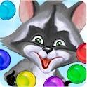 Raccoon Juegos Burbujas icon