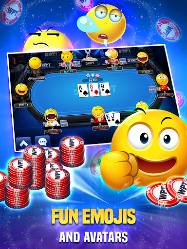 World Poker Tour - PlayWPT Free Texas Holdem Poker 20.1.10 screenshots 9