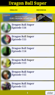 Watch Dragon Ball Super - náhled