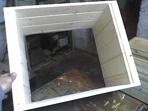 Photo: Gotowe wnętrze korpusu gniazdowego