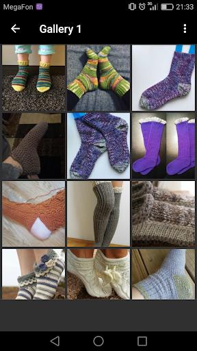 Crochet Socks 1.3.4 screenshots 2