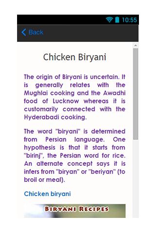 Biryani Recipes Guide Apk Download Apkpure Co