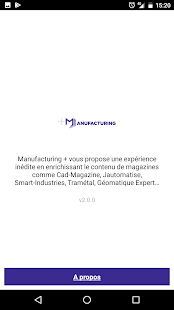 Manufacturing + - náhled