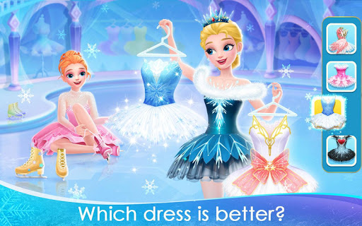 Romantic Frozen Ballet Life androidiapk screenshots 1