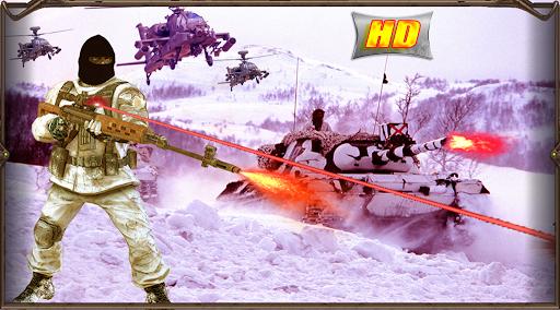 突击队战士动作3D