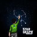 Star Graph : Astro Pattern icon