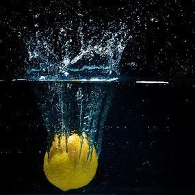 Lemon Splash by Syahidee Omar - Food & Drink Fruits & Vegetables
