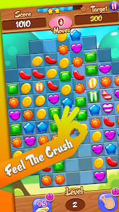 Crush Jelly City- screenshot thumbnail