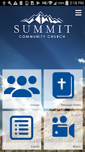 Summit Community Church- screenshot thumbnail