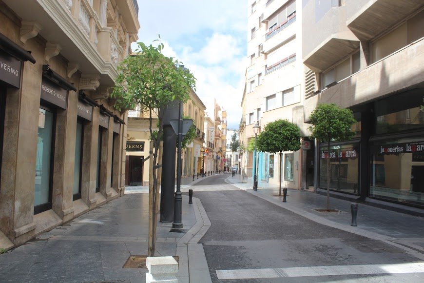 Calle Ricardos.