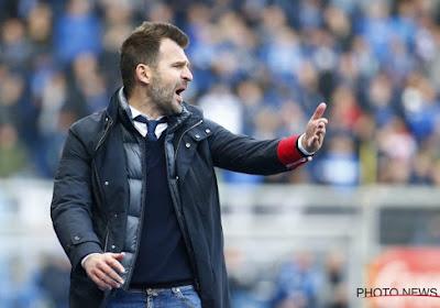 """Ivan Leko avertit ses joueurs: """"Je leur ai dit que le Bruges des deux derniers matchs n'avait aucune chance"""""""