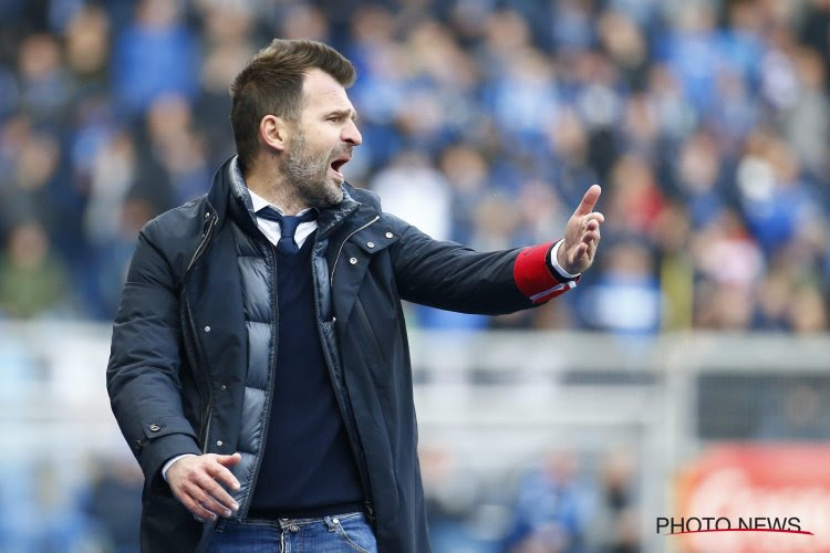 """""""Clasico in Vlaanderen geworden"""": Ivan Leko beschouwt voor op clash met Gent én laat zich uit over Genk - Antwerp"""