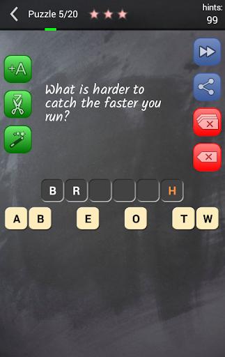 Word Quiz: Riddles apktreat screenshots 1