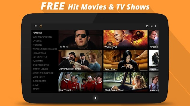 Tubi TV - Free Movies & TV APK screenshot thumbnail 6