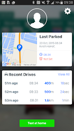 iOnRoad Augmented Driving Lite Screenshot 2