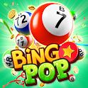 Bingo Pop: Free Live Multiplayer Bingo Board Games icon