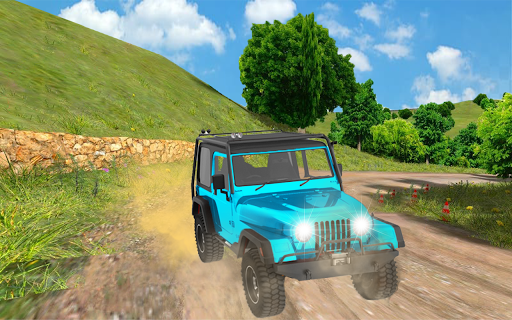 Offroad car driving:4x4 off-road rally legend game filehippodl screenshot 3