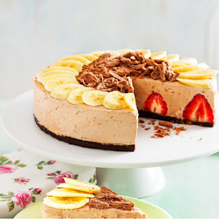 No Bake Banana Cheesecake Recipes