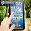 Broken Screen app Shards icon