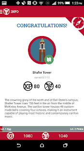 Ball State Achievements - náhled