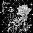 Rose Silver Diamond Love APK