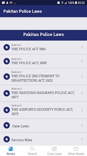 Police Law of Pakistan screenshot 7