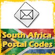 South Africa Postal Code icon
