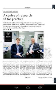 ETH-Magazin screenshot 5
