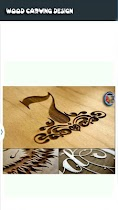 Wood Carving Design - screenshot thumbnail 01