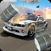 Police Crash Test Simulator