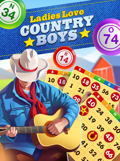 Bingo Country Boys: Best Free Bingo Games filehippodl screenshot 15