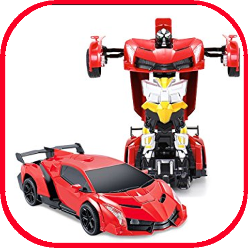 robot car toys review screenshot