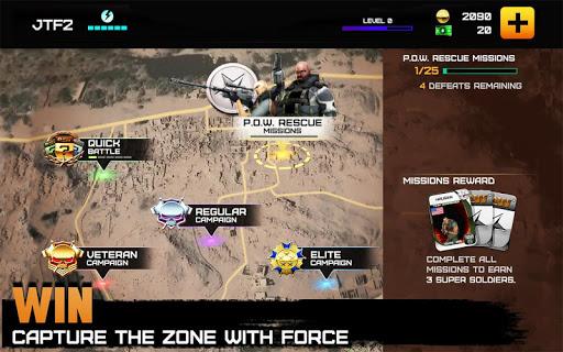 Rivals at War: Firefight screenshot 1