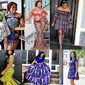 Ankara Ladies Dress 2020 icon