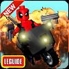 New CLUE LEGO Deadpool Rider APK