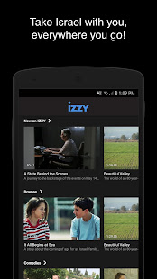 Download IZZY - Stream Israel For PC Windows and Mac apk screenshot 3