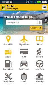 Aruba Yellow Pages screenshot 2