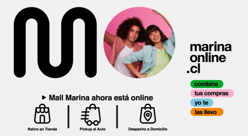 Mall Marina Online