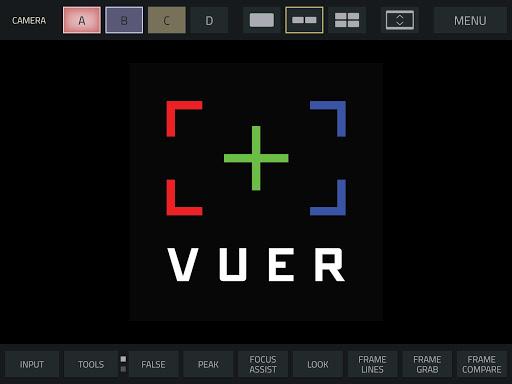 vuer - live video monitor screenshot 1