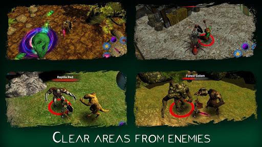 The Dark Book: RPG Offline 2.4.61 screenshots 3